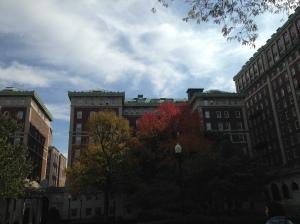 Columbia Fall 1